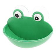 Frog Style Wall-Mounted Soap Holder