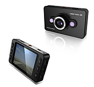 "Full HD 1080P Motion Detection Night Vision Car Camera DVR Camcorder with 2.7"" Sharp HD Display TFT LCD Screen"