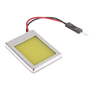 Bombilla para lámpara de lectura del coche (12V) T10/BA9S/Festoon 2W Natural White Light COB LED