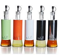 Oil Bottle 300ml Vinagre Galheta Jar (cores sortidas)