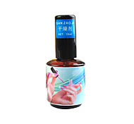 1PCS No Burn Acrylic Primer Desiccant Degreasing Gluing Antiseptic for Nail Art (18ml)