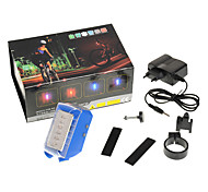 Rechargeable Ultra Bright 6 LED Laser Bike Rear Safety Tail Light