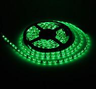 5M 15W 300x3528SMD Green Light LED Strip lampe (12V DC)