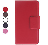 Elegant Solid Color PU Leather Vertical Case for Blackberry Z10 (Assorted Colors)