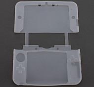 Custodia in silicone Premium per Nintendo 3DS LL / XL (colori assortiti)