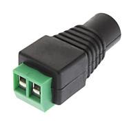 DC Buchse Adapter Grün