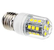 E26/E27 3 W 27 SMD 5050 230 LM Natural White Corn Bulbs AC 220-240 V