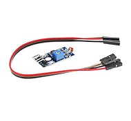Photodiode Brightness Sensor Module w/ Indicators - Blue