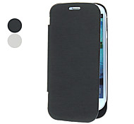 PU Leather Power Case with Battery and Stand for Samsung Galaxy S3 I9300 (Assorted Colors,3200mAh)