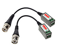 1 Channel Passive Video Transceiver Via UTP CAT5 Cable 0.1M