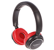 MP3 FM Stereo Headphone com TF Card Slot MRH-8001 +