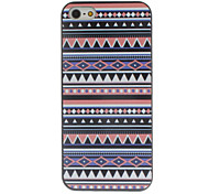 Various Shaped Patterns Coloured Drawing Pattern Black Frame PC Hard Case for iPhone 5/5S