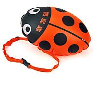 Ladybird Pattern Double Air Bags Lifesaving Ball(L,Random Colors)