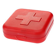 4-Section Mini Pill Box