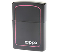 Zippo Black Oil Lighter
