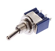 Toggle Switch (125V,6A/250V,3A)