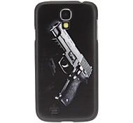 cas dur de modèle de pistolet pour Samsung Galaxy i9500 S4
