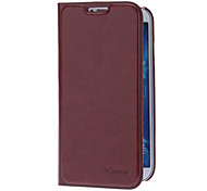 PU Leather Case with Stand for Samsung Galaxy S4 I9500