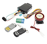 Professional Waterproof Anti-Theft Security Alarm System for Motorcycle