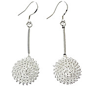 Drop Earrings Star,Jewelry Silver Sterling Silver Party / Daily