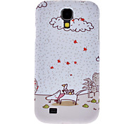 Animaux Soft Case pour Samsung Galaxy i9500