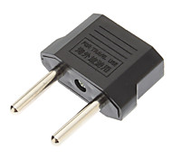 AU/US to EU AC Power Adapter