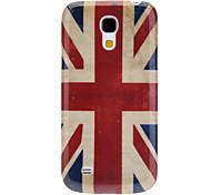 Diseño Retro El caso duro de Union Jack modelo de Samsung Galaxy S4 Mini I9190