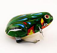 Stem Winding up Iron Frog