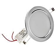 """3.5"""" 8W 48x2835SMD 480-500LM 5800-6500K Natural White Light LED Ceiling Bulb (110-240V)"""