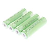 BTY 2500mAh piles AA (Green, 4pcs)