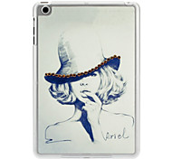 Diamond Look Sexy Lady Case for iPad mini 3, iPad mini 2, iPad mini