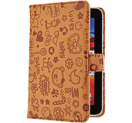 Funda Protectora de Cuero Sintético con Graffiti para Asus/Dell/Kindle/Lenovo/Tablet en General