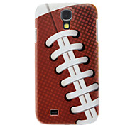 Matte Style Ball Pattern Durable Hard Case for Samsung Galaxy S4 I9500