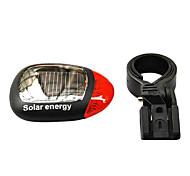 Solar LED Luz Traseira para bicicleta