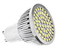 3W GU10 Точечное LED освещение MR16 60 SMD 3528 240 lm Естественный белый AC 220-240 / AC 110-130 V