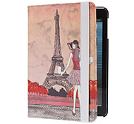 Modern Lady Case w/ Stand for iPad mini 3, iPad mini 2, iPad mini