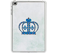 Diamond Look Crown Pattern Case for iPad mini 3, iPad mini 2, iPad mini