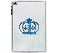 diamante vistazo caso del patrón de la corona para el mini iPad 3, Mini iPad 2, iPad mini