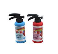 Extintor Eraser Shaped (2PCS cor aleatória)