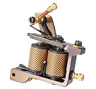 Bobina de Máquina de Tatuar PROFESSIONA máquinas de tatuagem Aço Carbono Sombreado Moldura