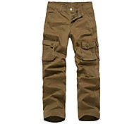 Men's Outdoor Multi-Pockets Casual Pants