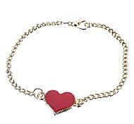 Z&X®  Heart Enamel Bracelet