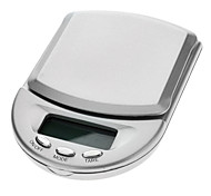 Portable Pocket Digital Scale - 100g/0.01g (2*AAA)