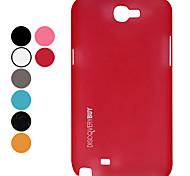 Elegante moda Custodia rigida protettiva per Samsung Galaxy Note 2 N7100 (colori assortiti)