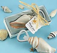 Sea Shell Bottle Opener Favor