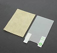 LCD Screen Protector with Cleaning Cloth for HTC G6 Legend