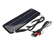 Solar Power Panel Auto Car Battery Charger (12V, 4.5W)