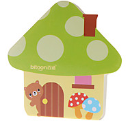 House Shaped Self-Stick Notes