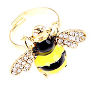 Korean Fashion Open Ring - Bees