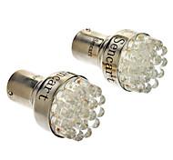 T25 1.5W 90-100LM 6000K kühles weißes Licht LED-Lampe (12V)